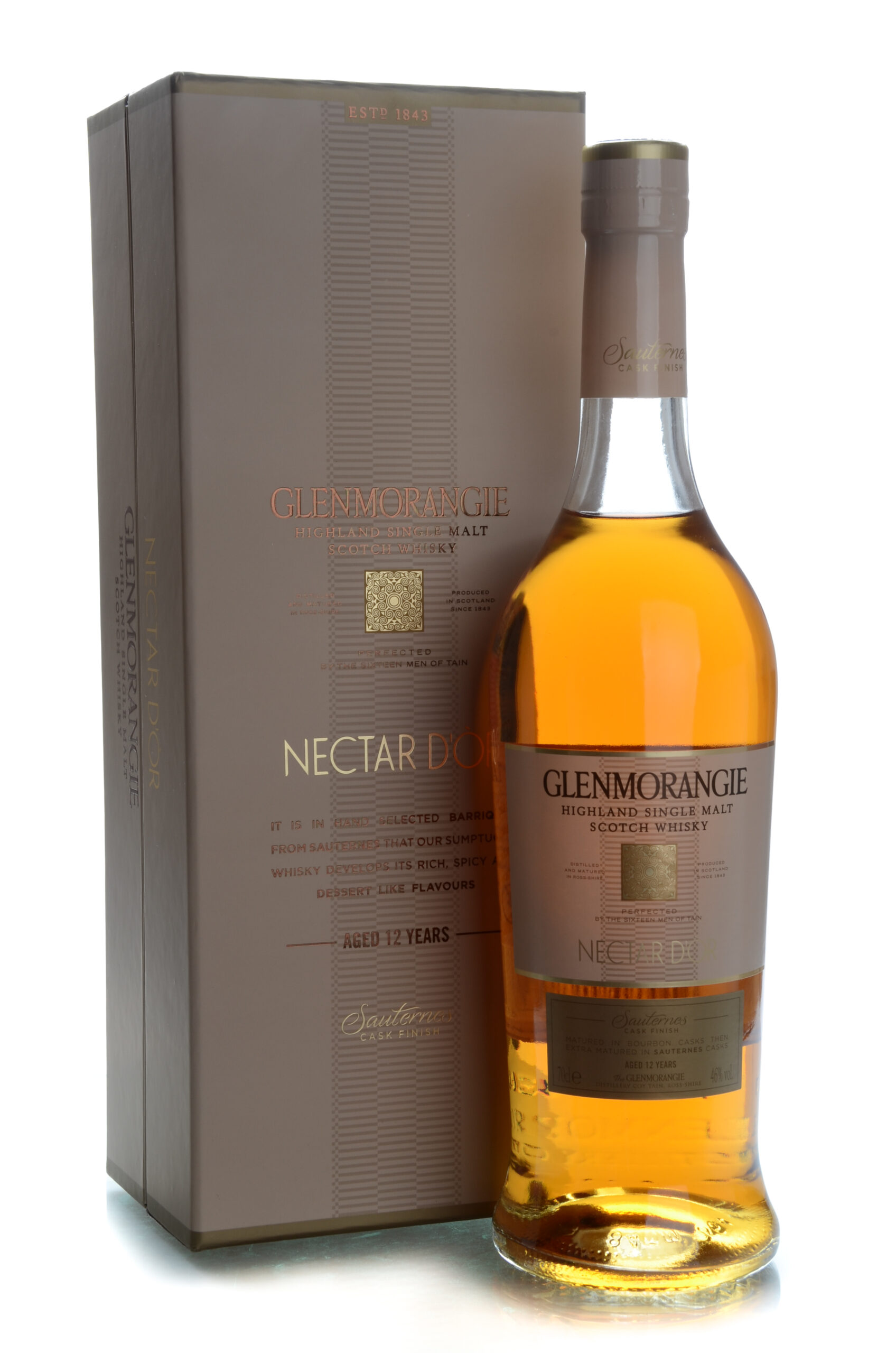 Glenmorangie Nectar D'Or 12 years Sauternes cask finish