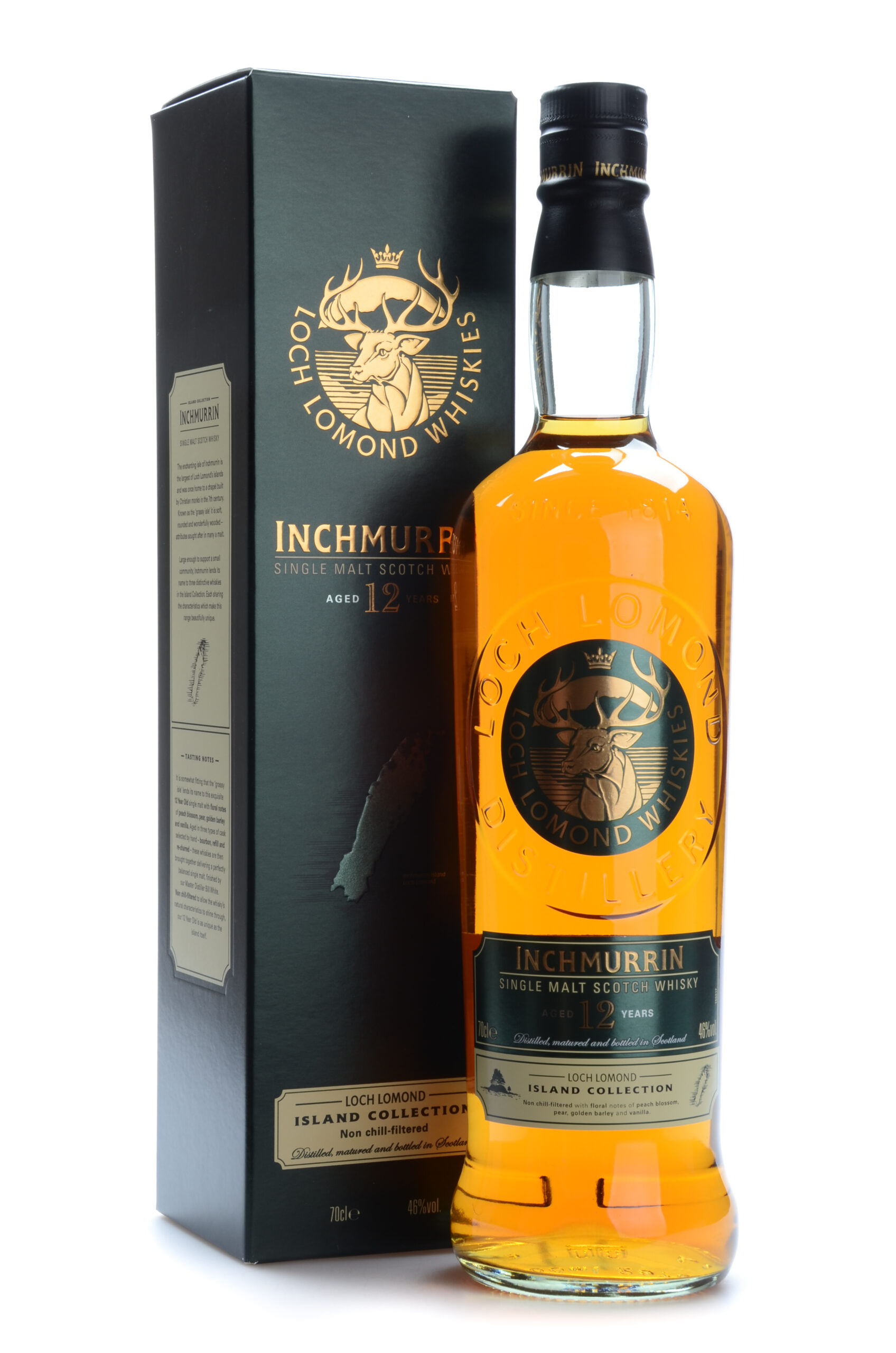 Loch Lomond 12 years Inchmurrin