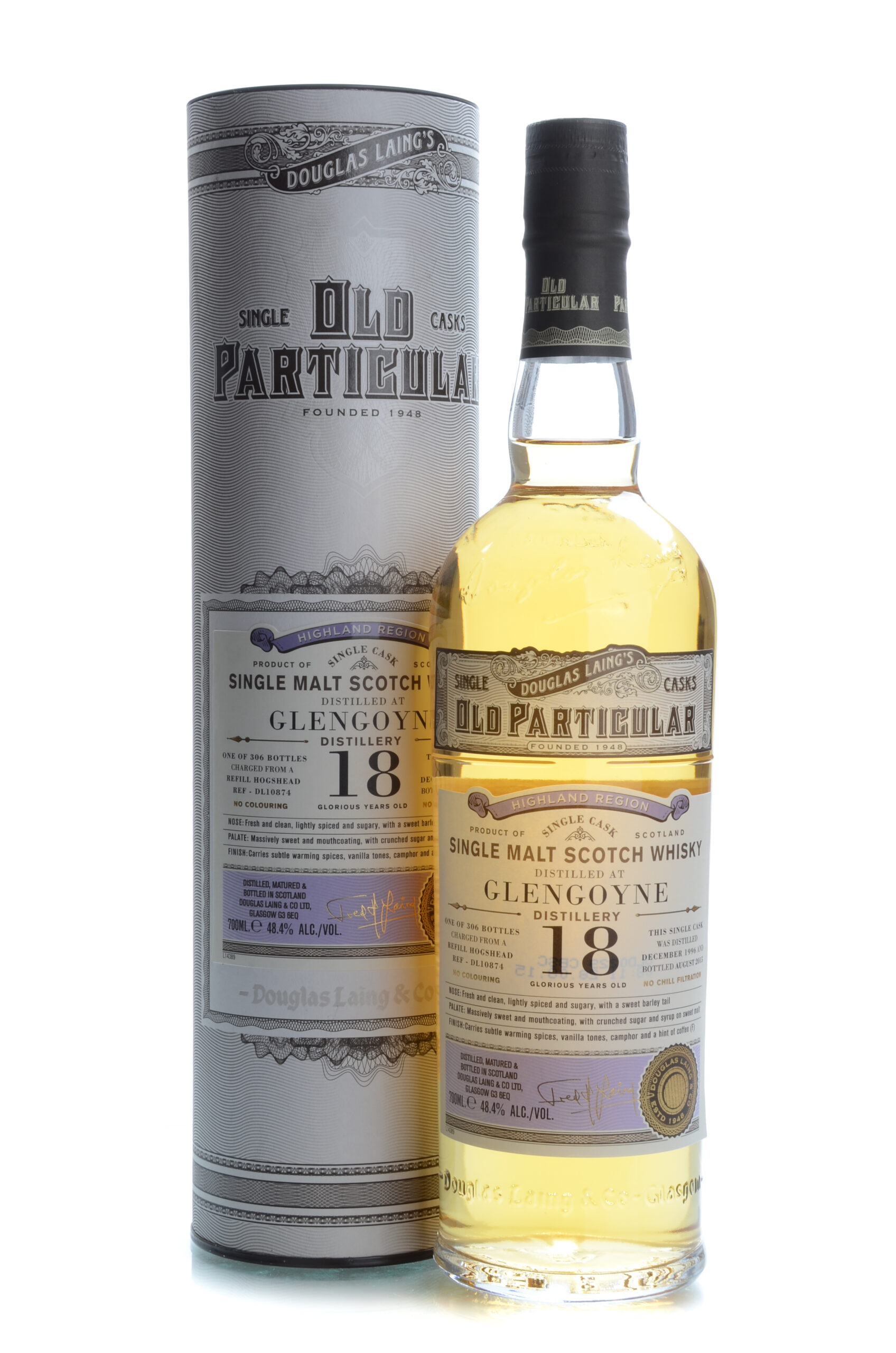 Old Particular Glengoyne 18 years