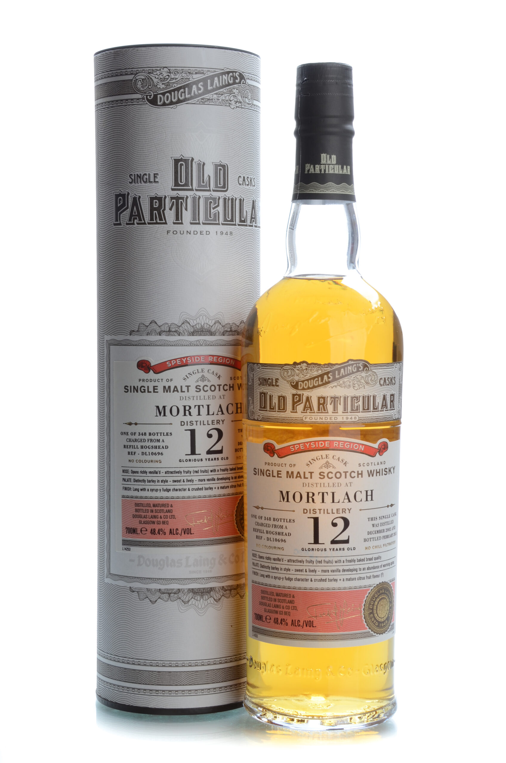 Old Particular Mortlach 12 years
