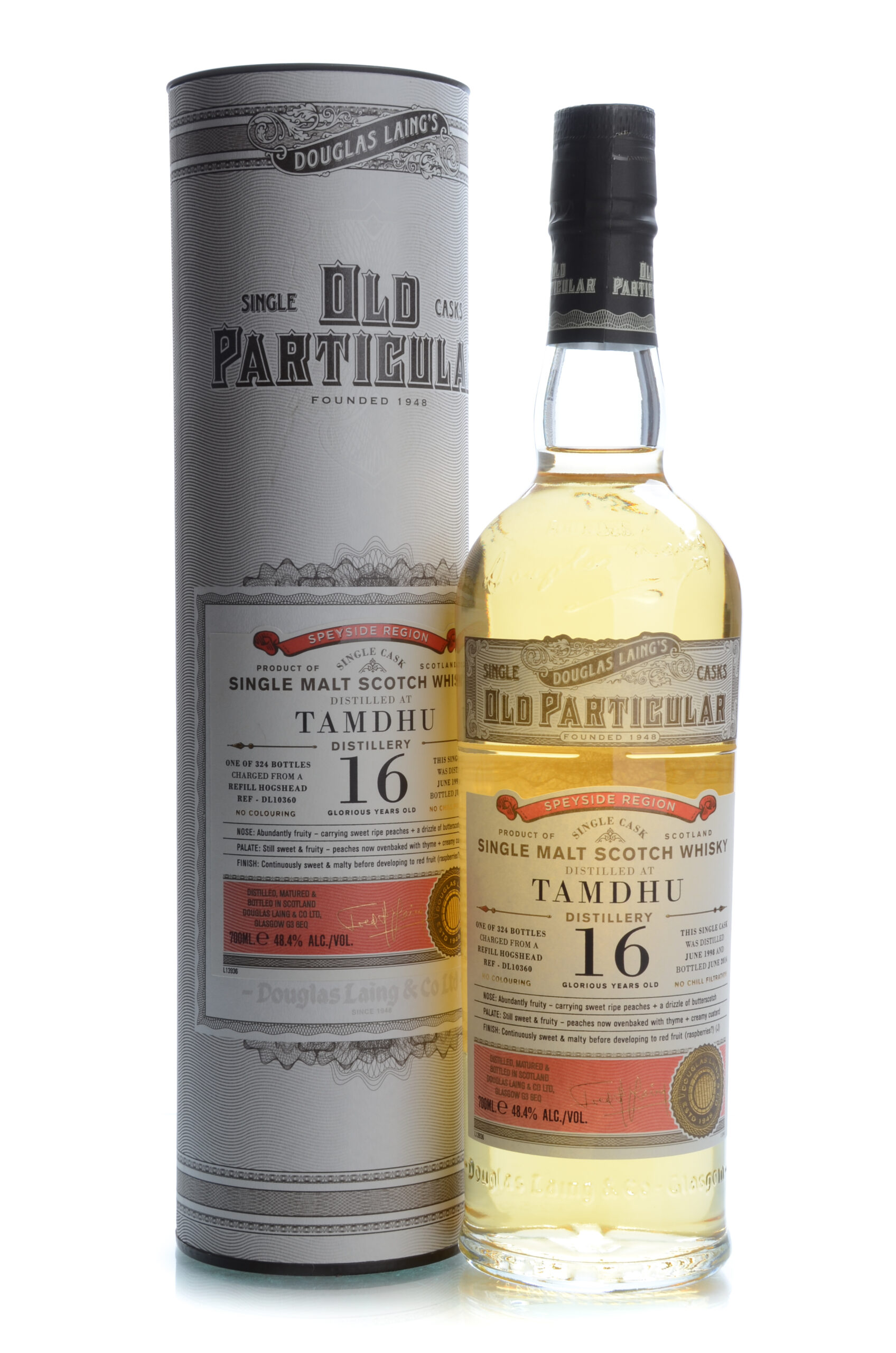 Old Particular Tamdhu 16 years