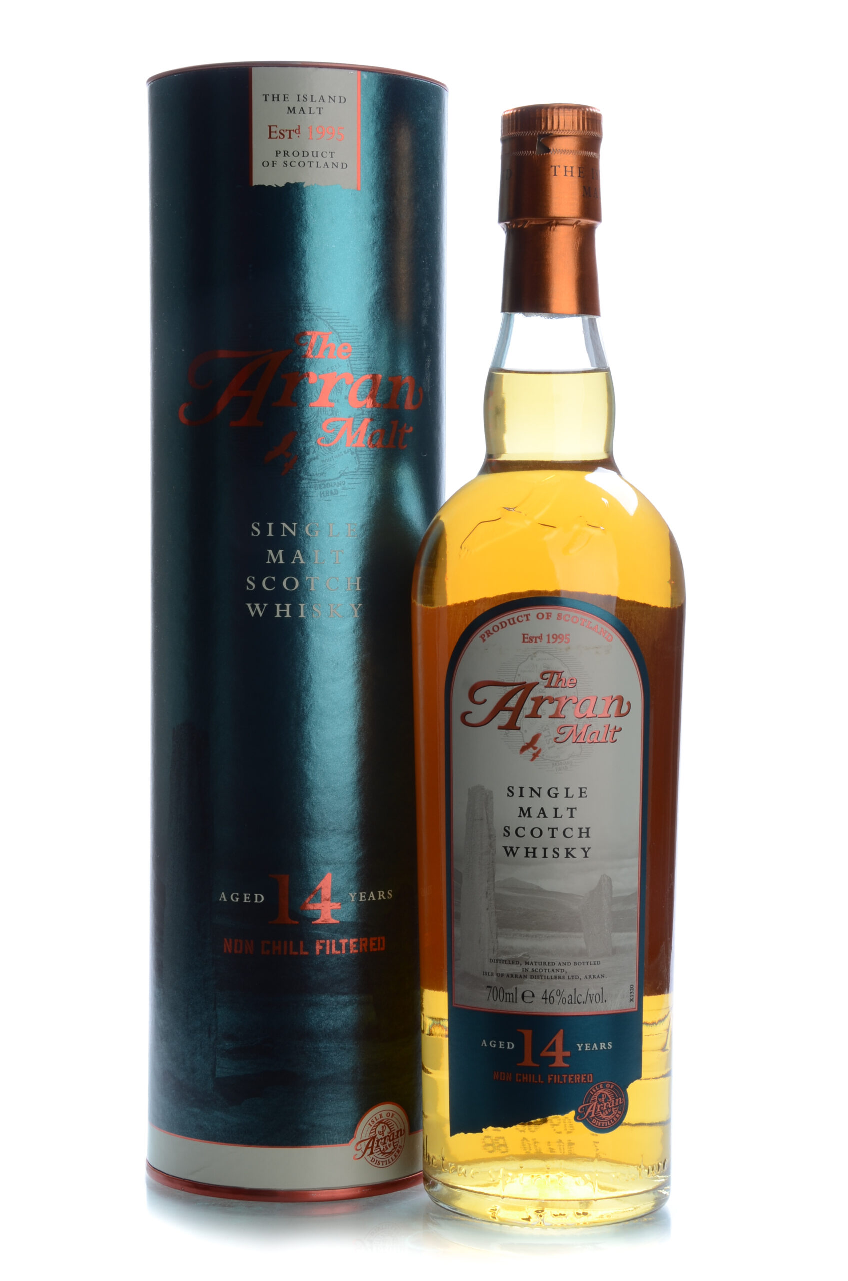 The Arran 14 years