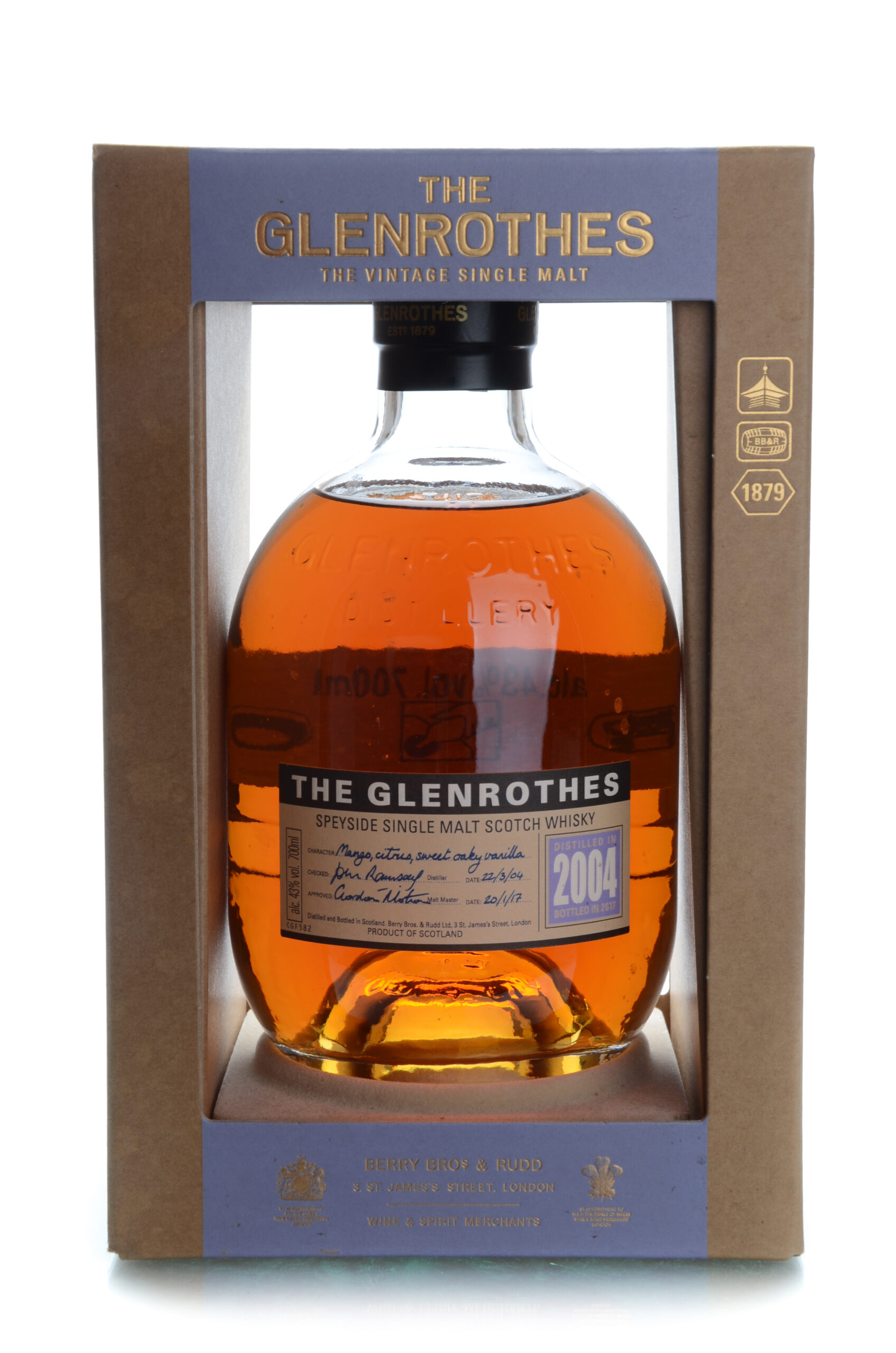 The Glenrothes 2004