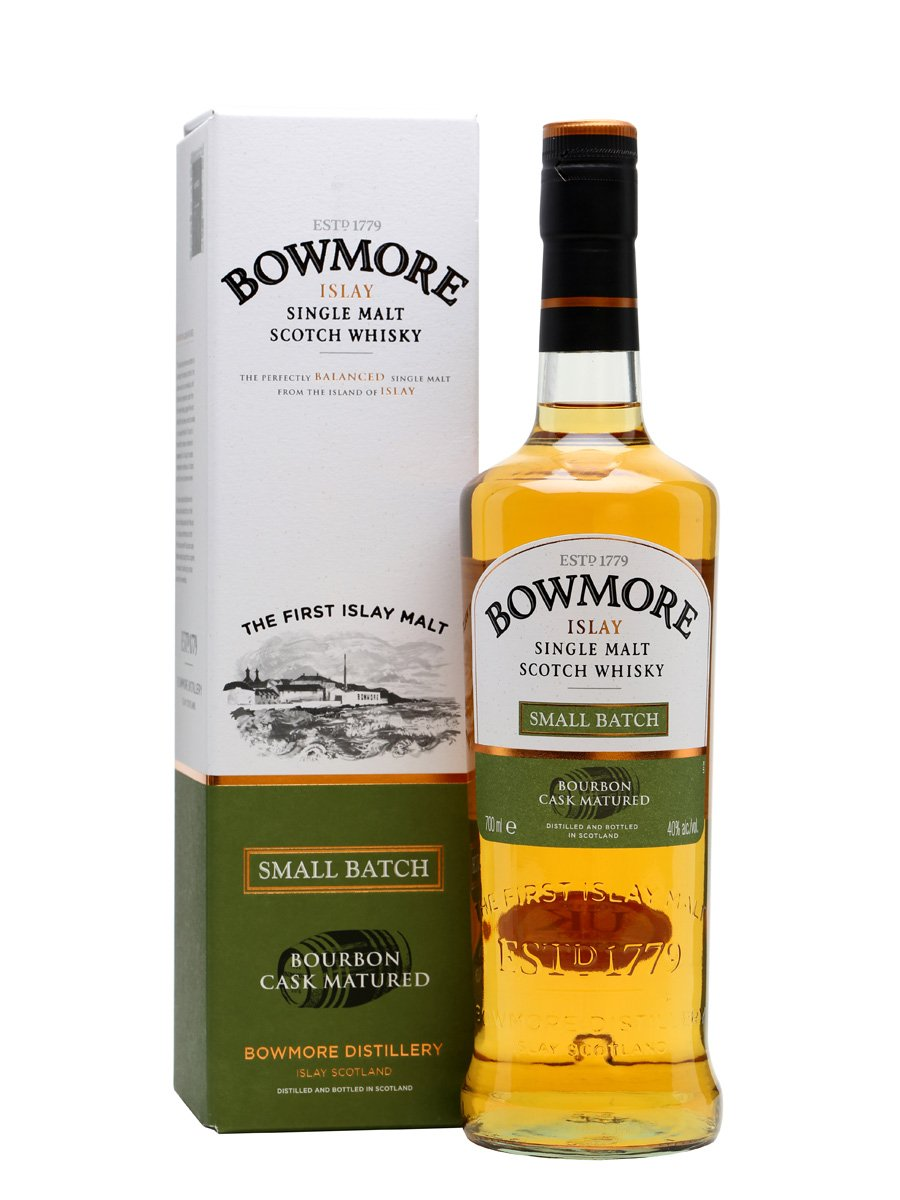 Bowmore Smal batch 40°