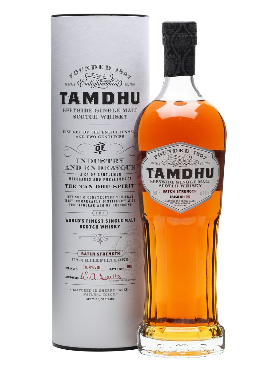 Tamdhu High Strength 58,8%