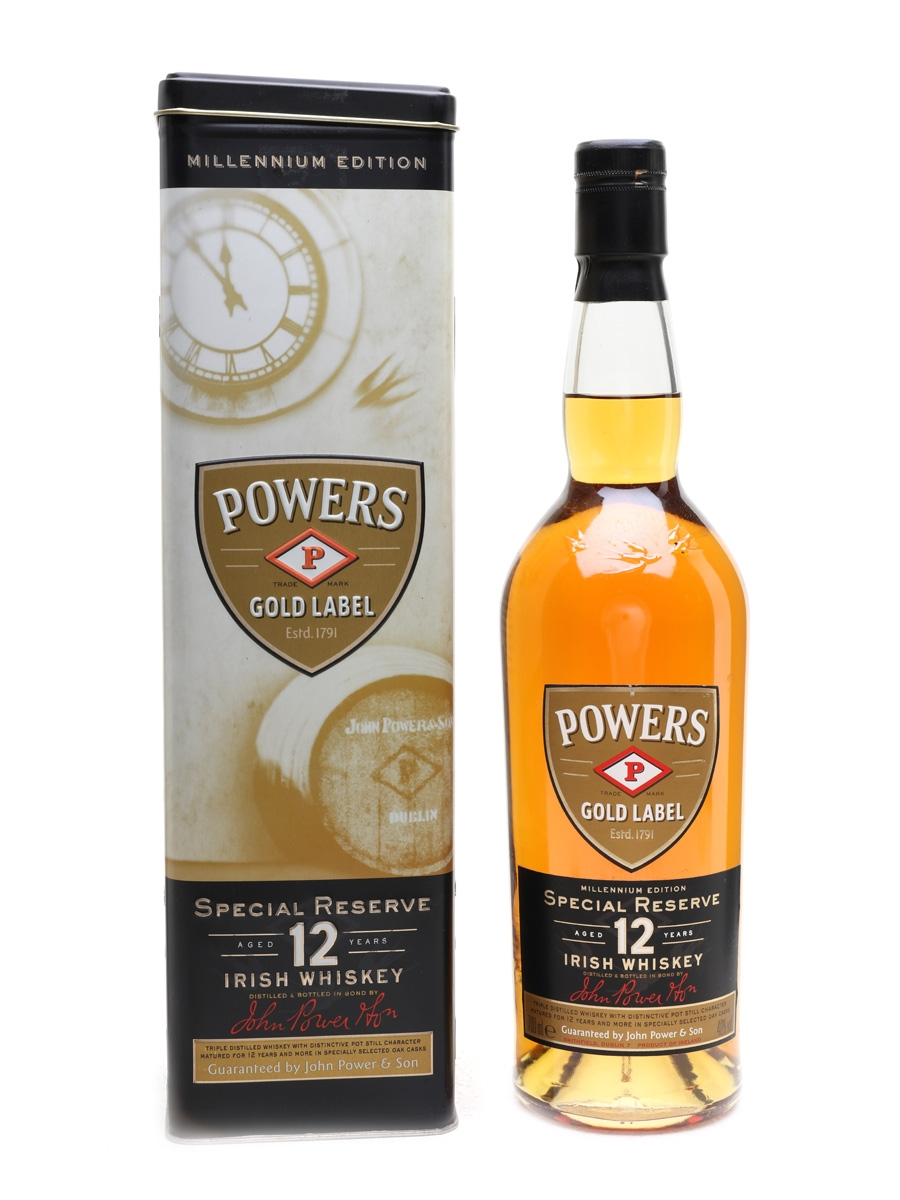 John Power: Special Reserve  12 Y.O.