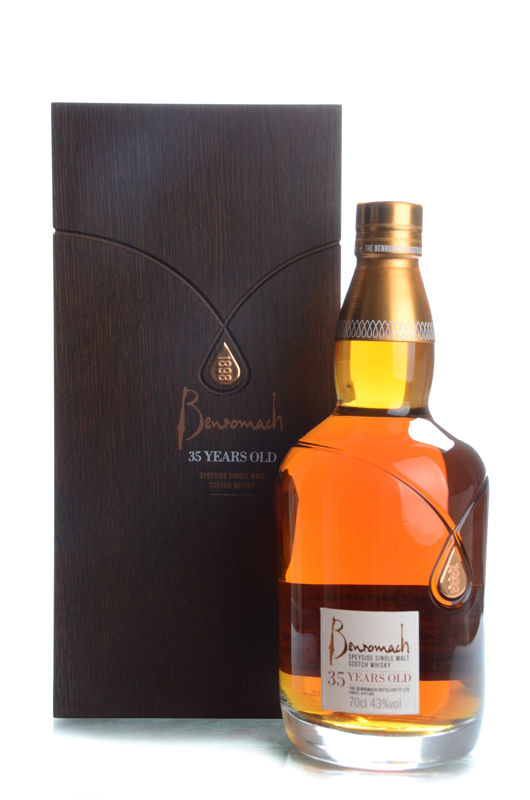 Benromach 35 years