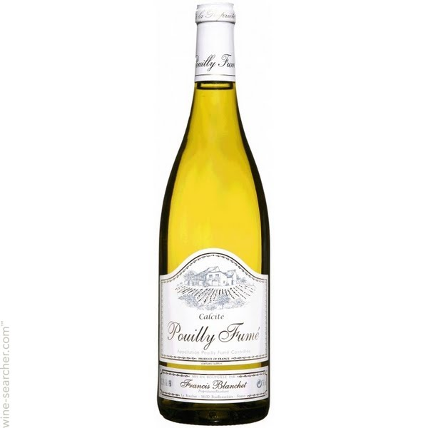Francis-Blanchet Pouilly-Fume calcite