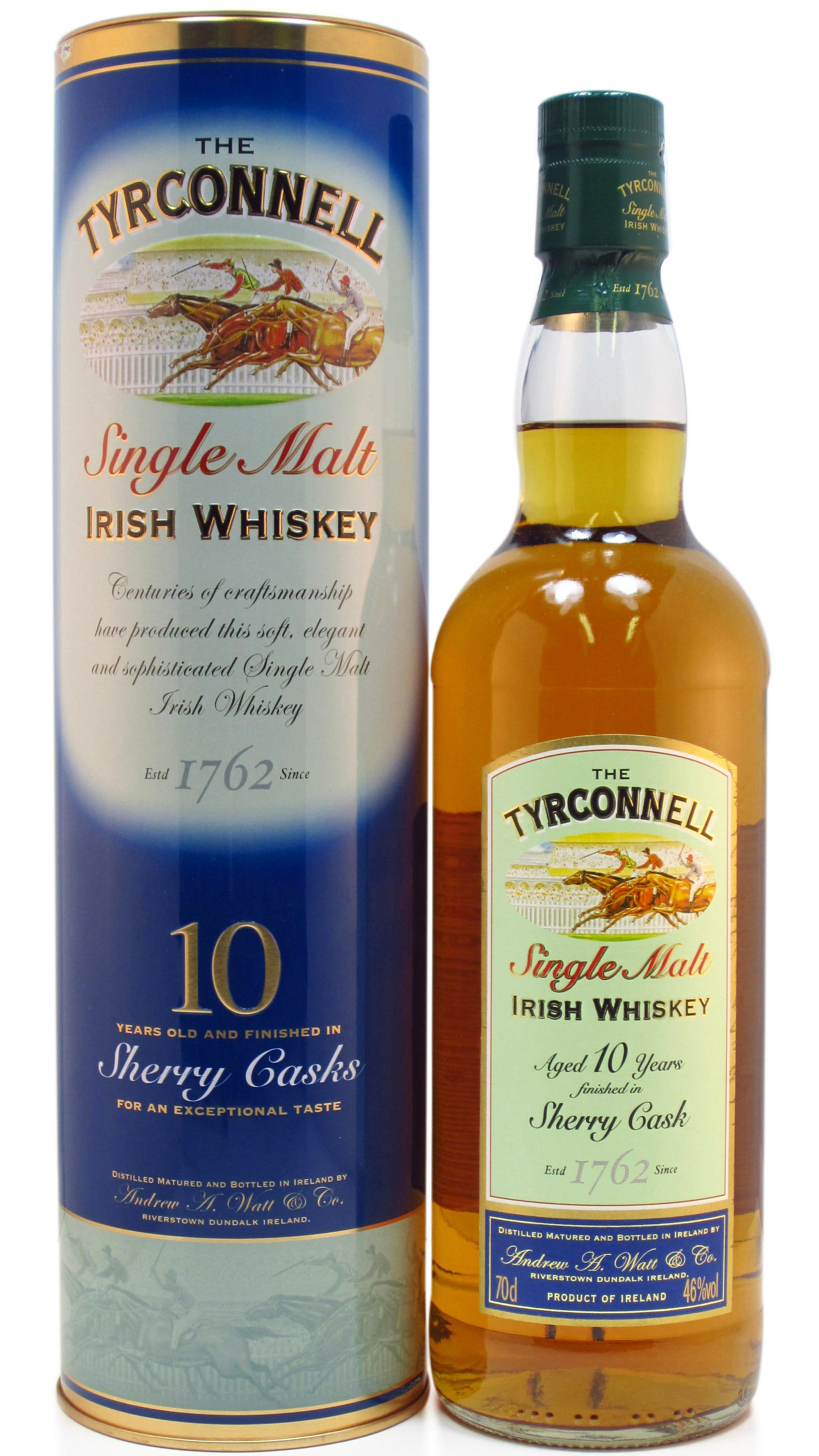 Tyrconnell sherry finish 46%