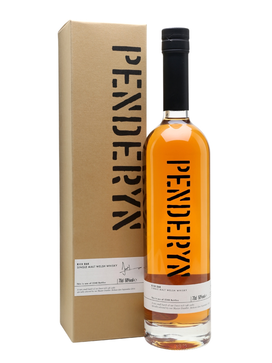 Penderyn Single Cask 61.5°