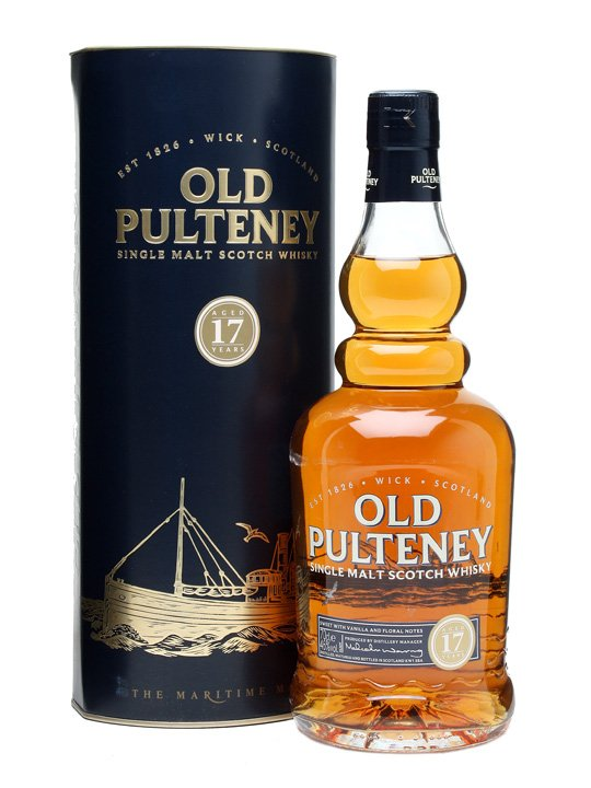 Old Plulteney 17yo