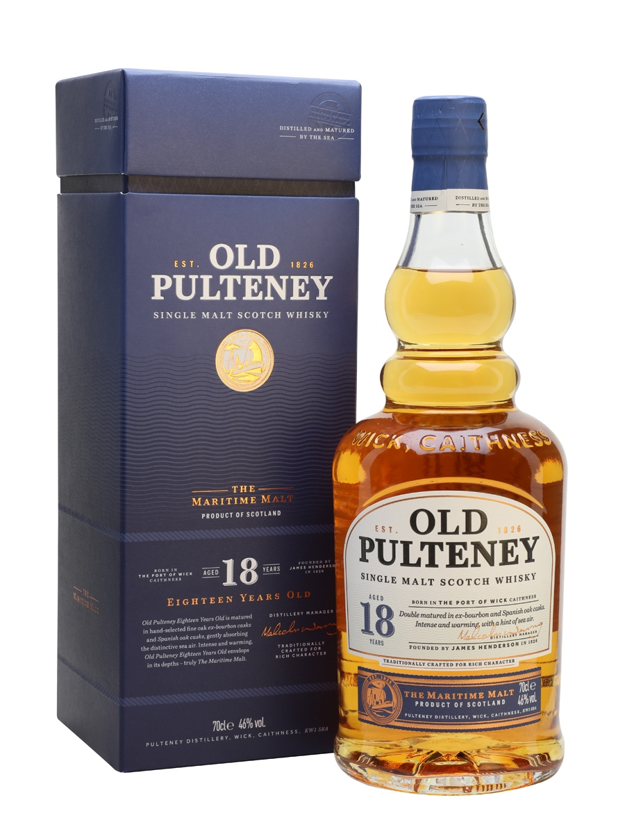Old Pulteney18yo