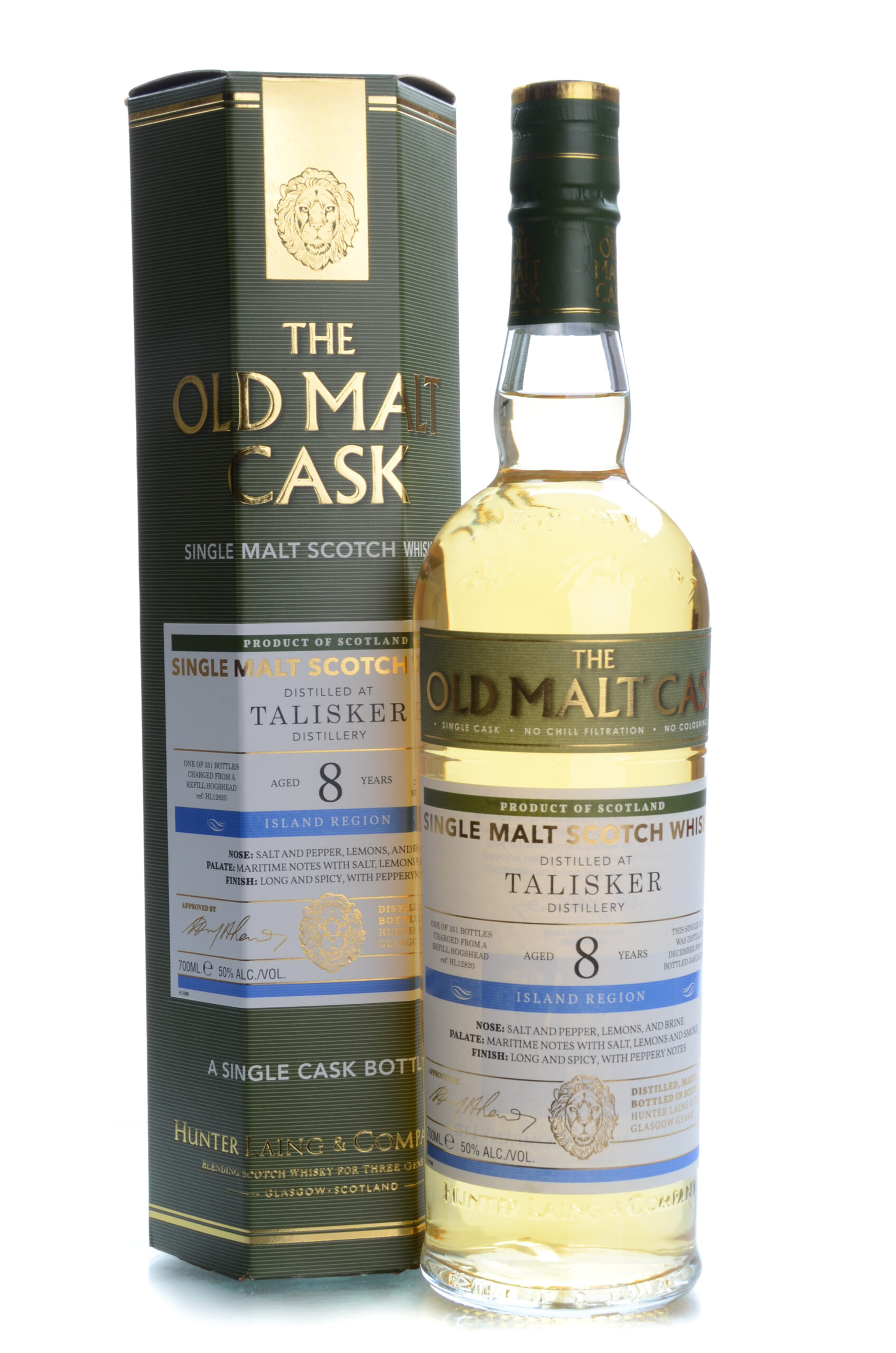The Old Cask 8 years