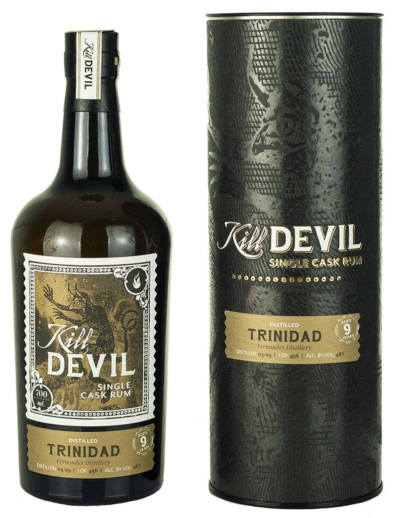 Kill Devil 9 year trinidad 2009