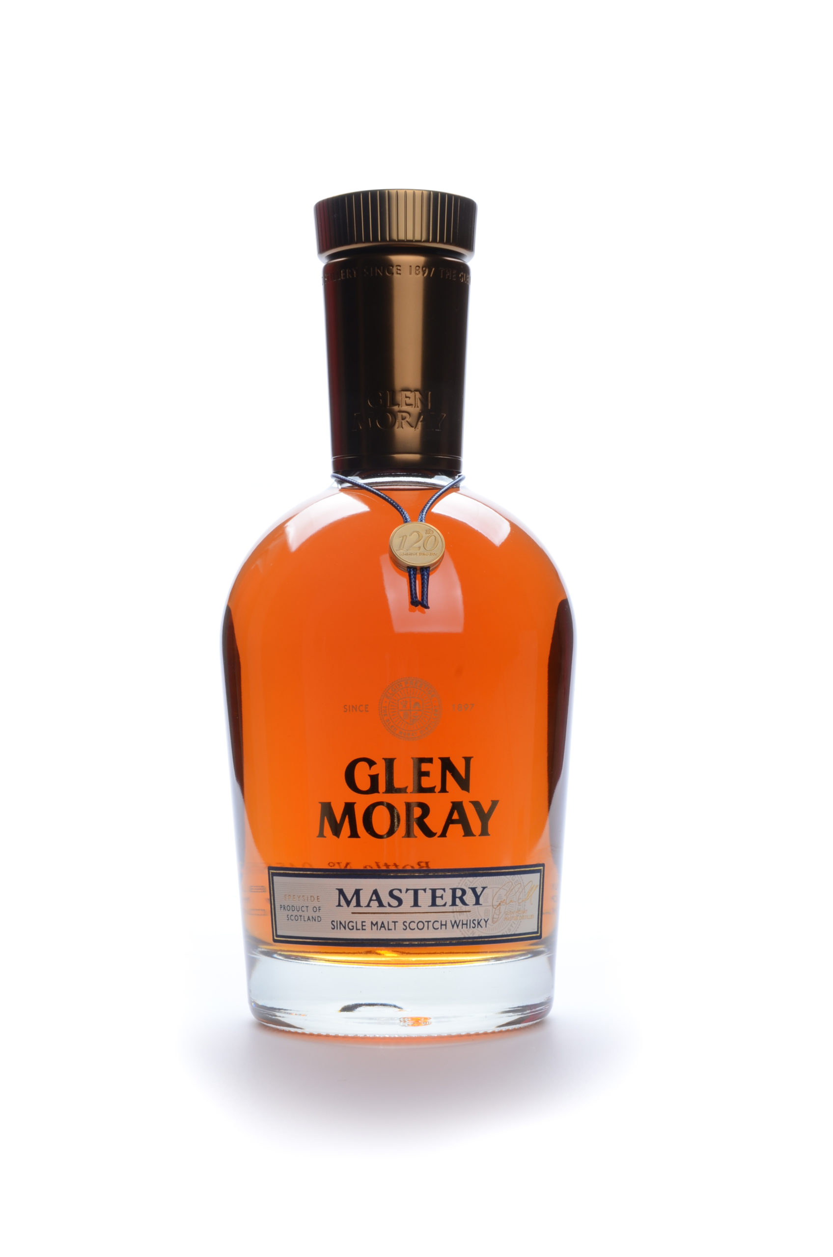 Glen Moray Mastery Bottle