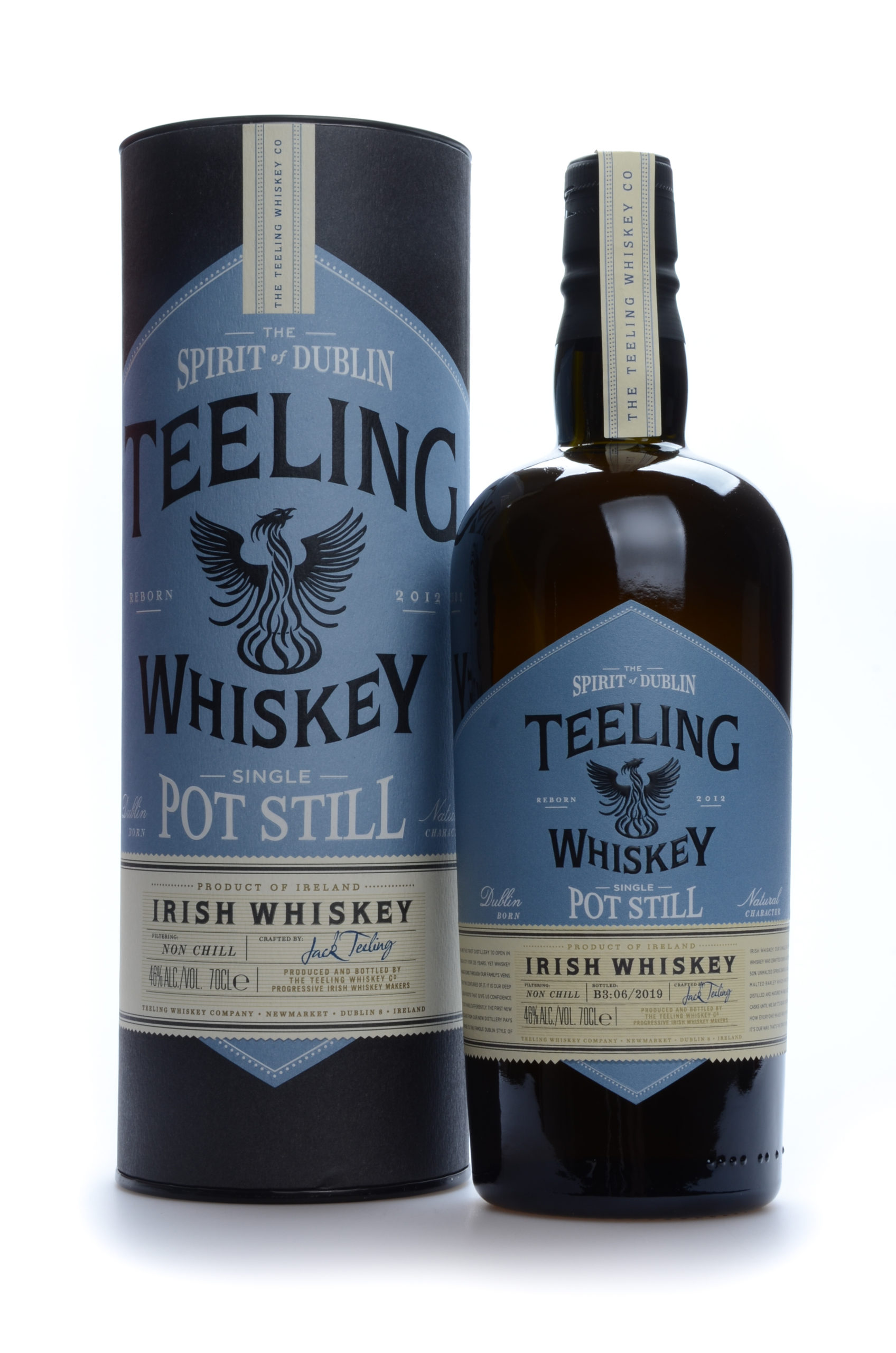 Teeling Pot Still single