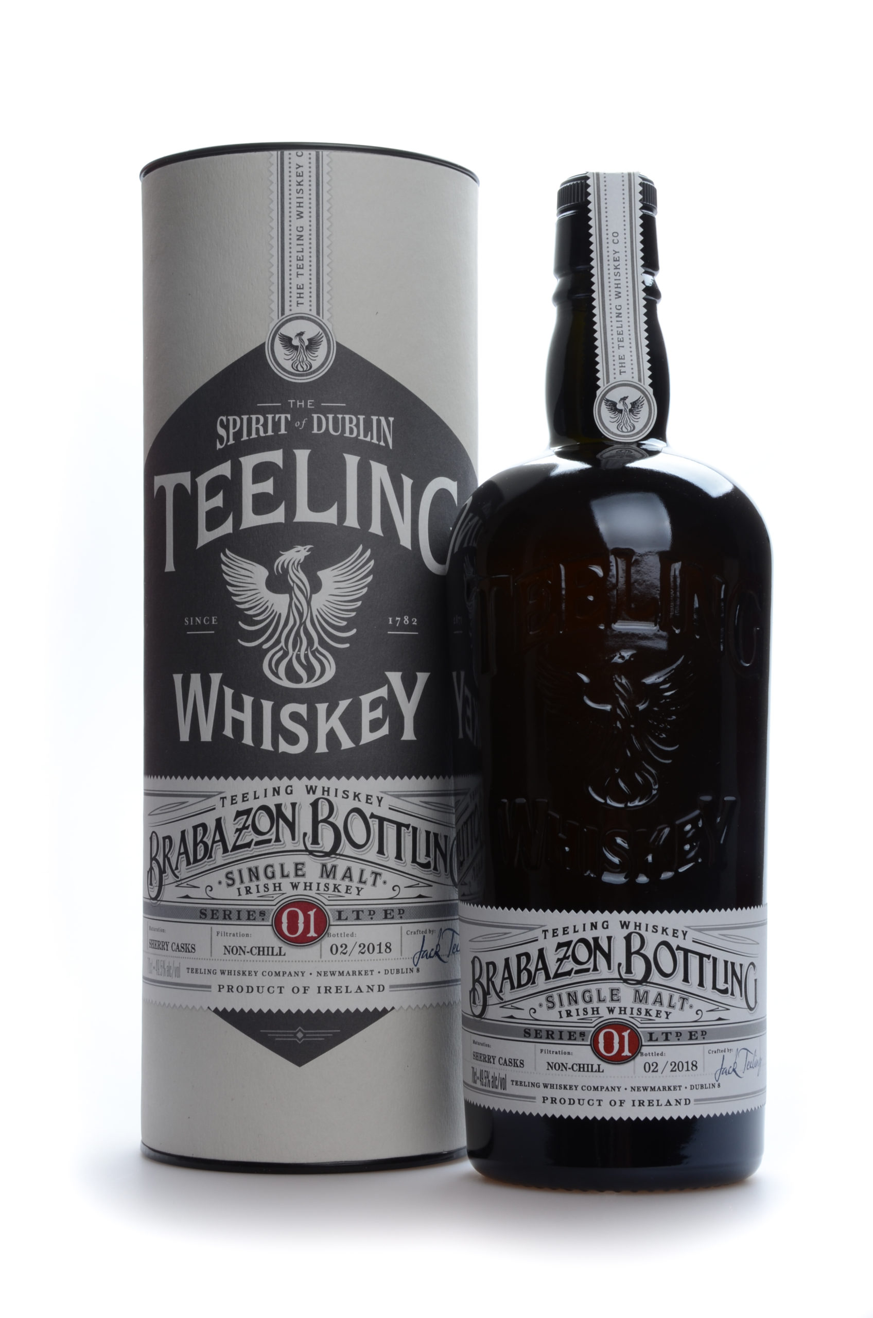 teeling Brabazon Bottling serie 1 single malt