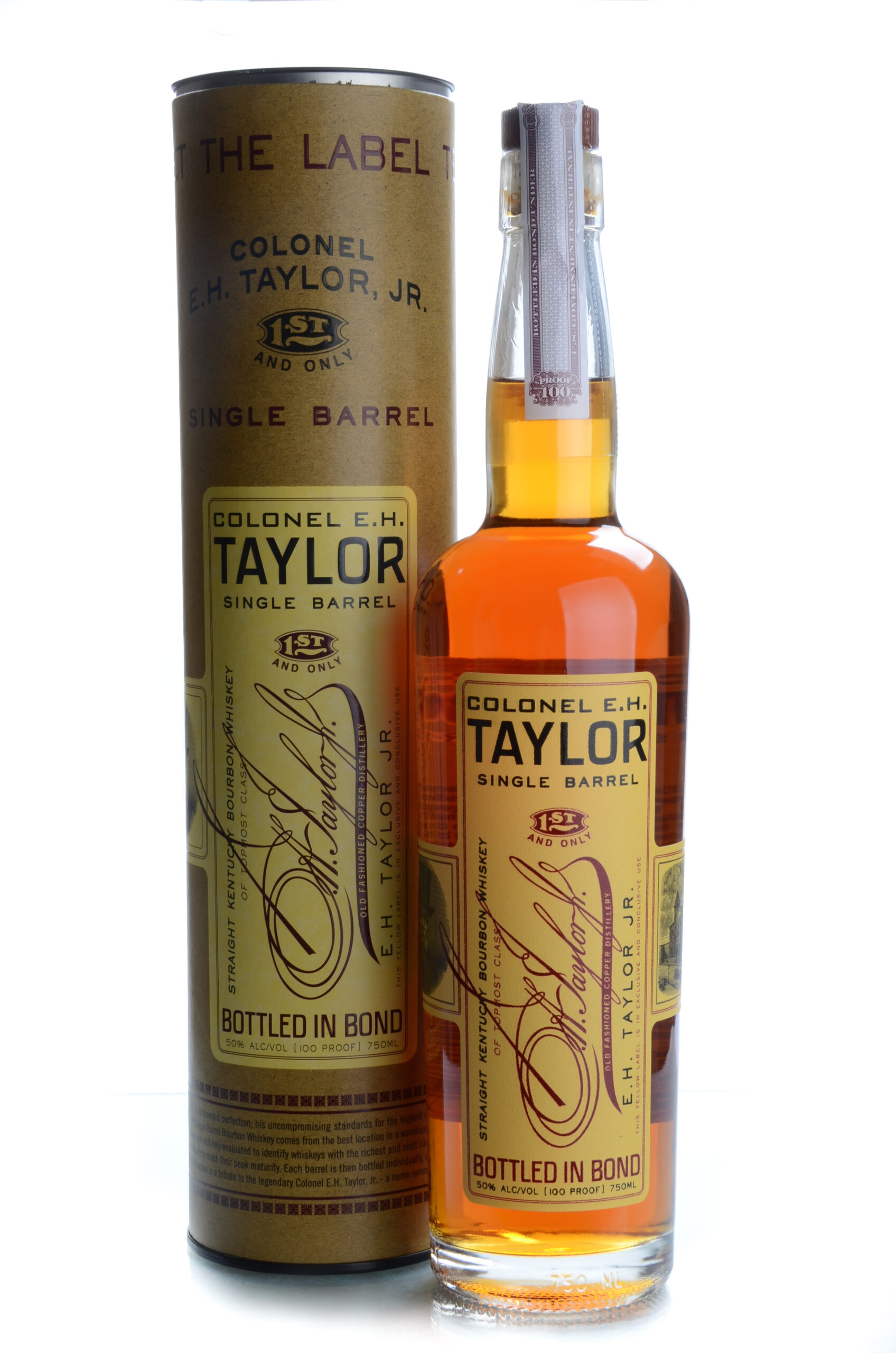 Taylor single barrel
