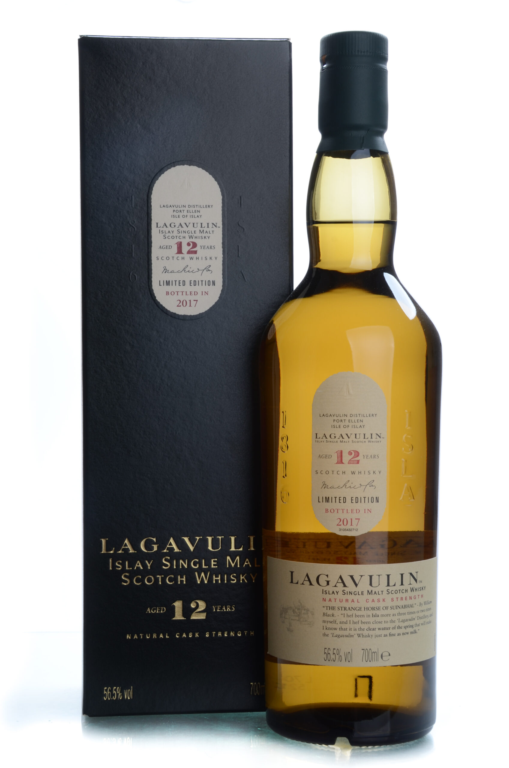 Lagavulin 12 years limited edition 2017