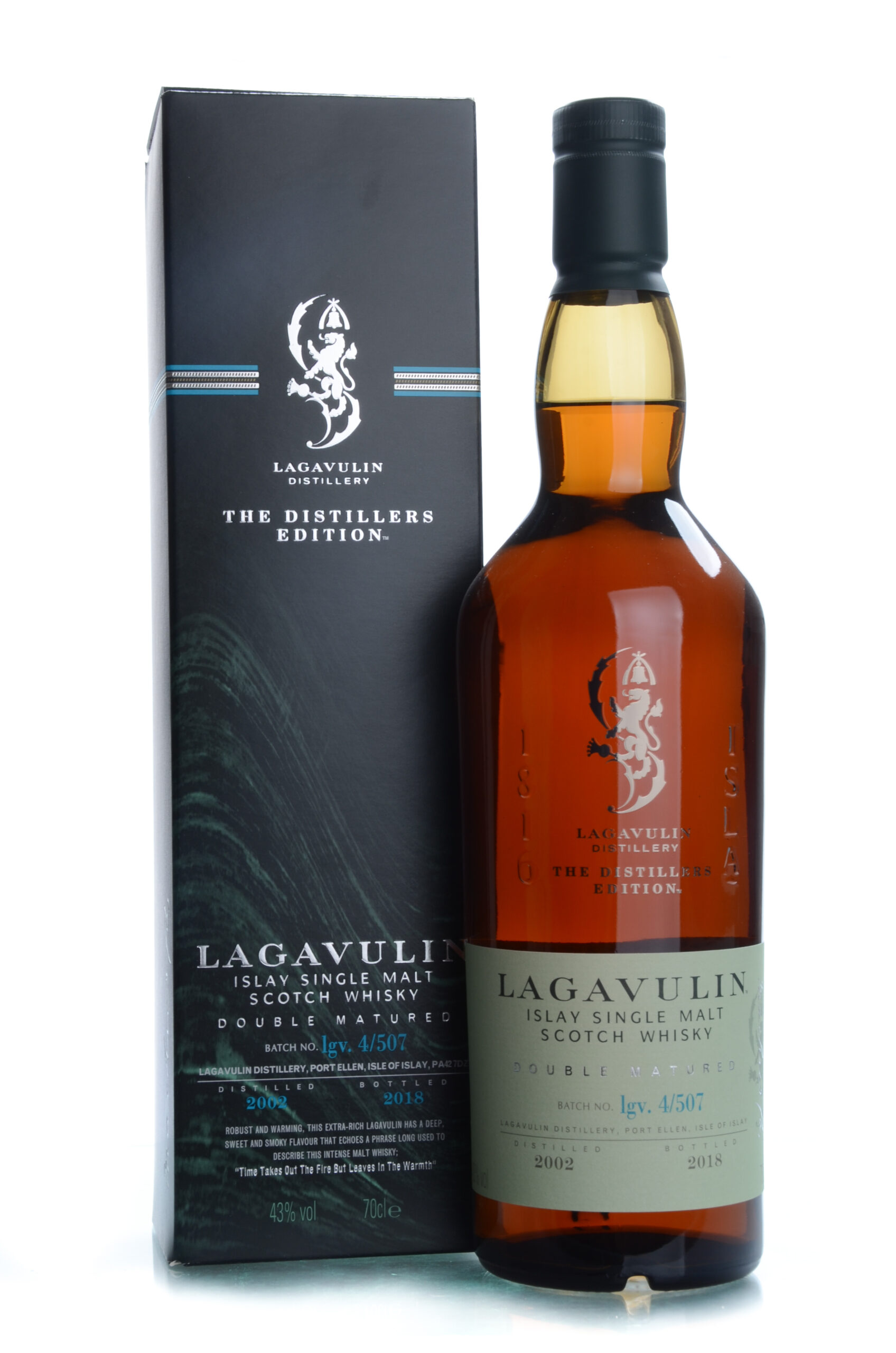 Lagavulin the distillers edition 4 507