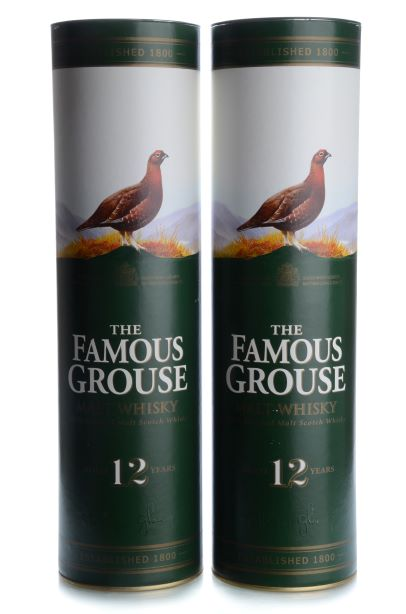 The Famous Grouse 12 years