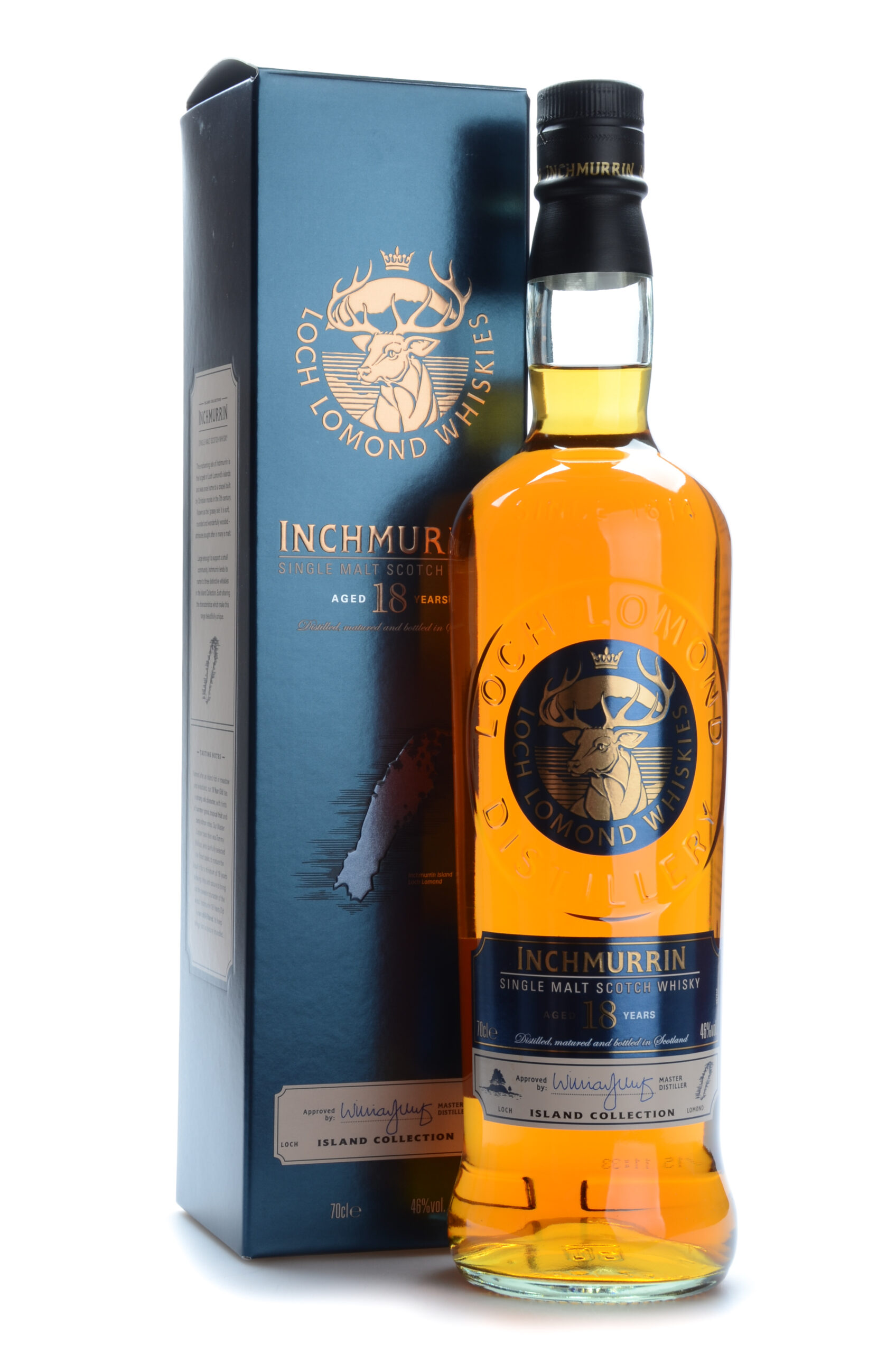 Loch Lomond Inchmurrin 18 years
