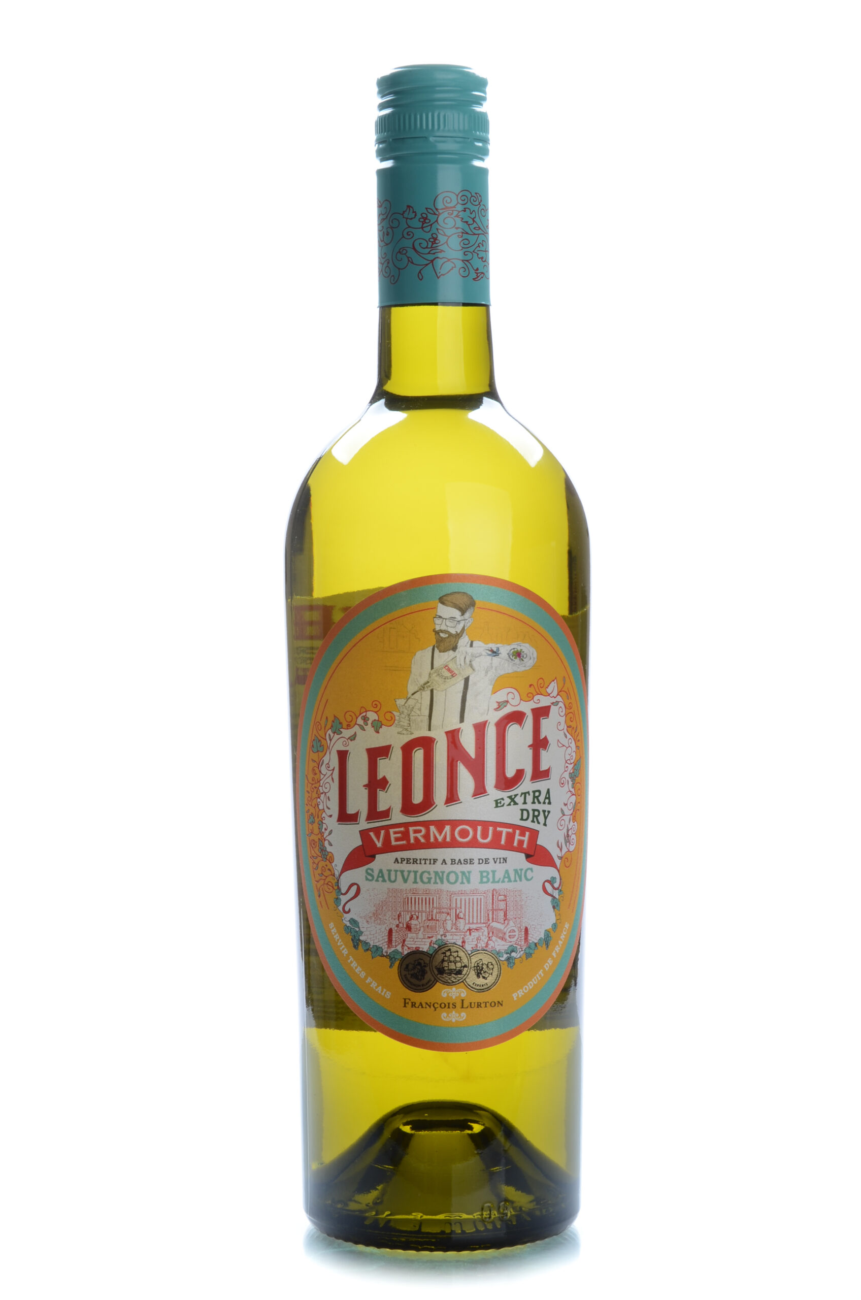 Leonce vermouth extra dry sauvignon blanc wit