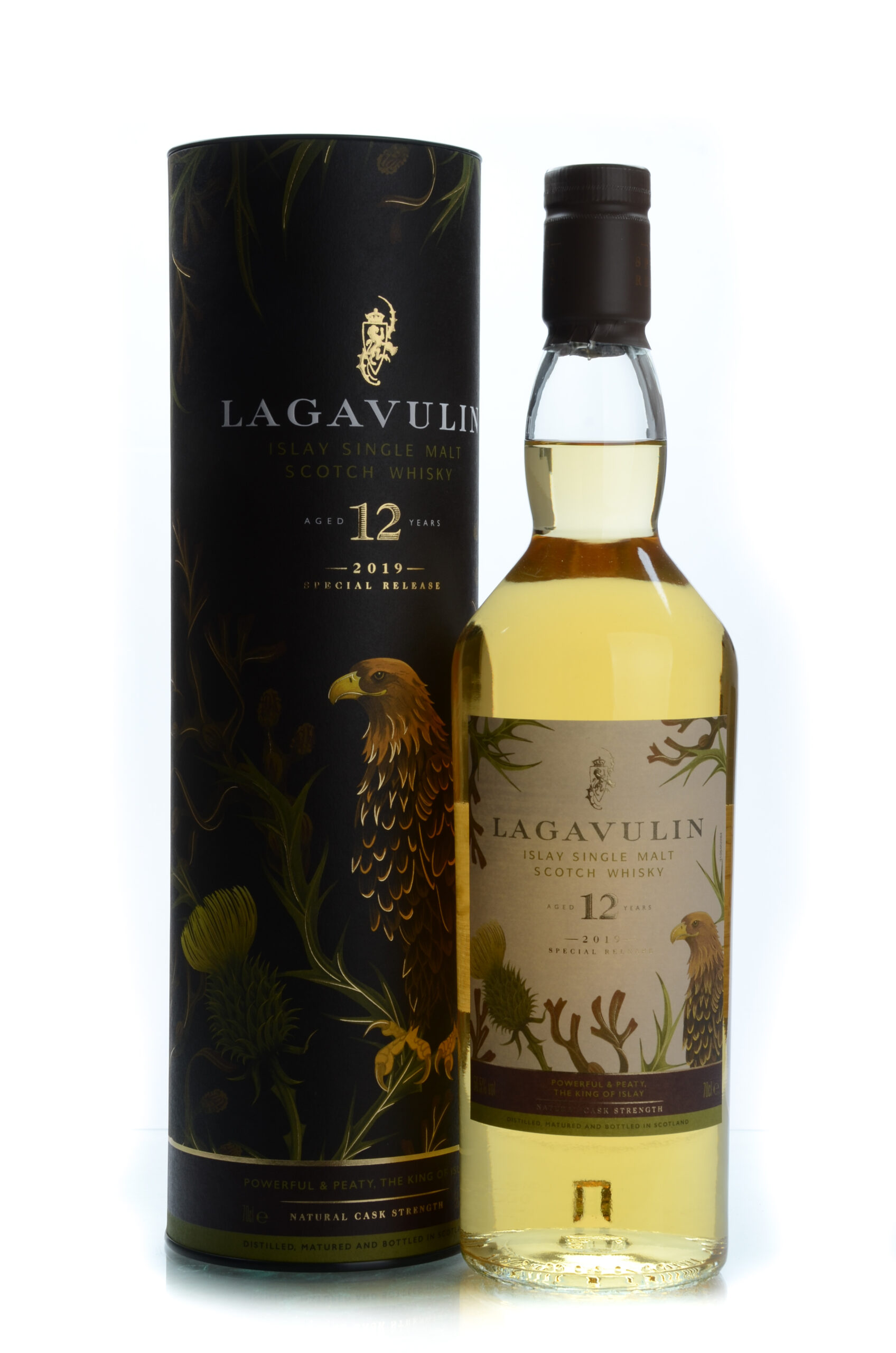 Lagavulin 12 years