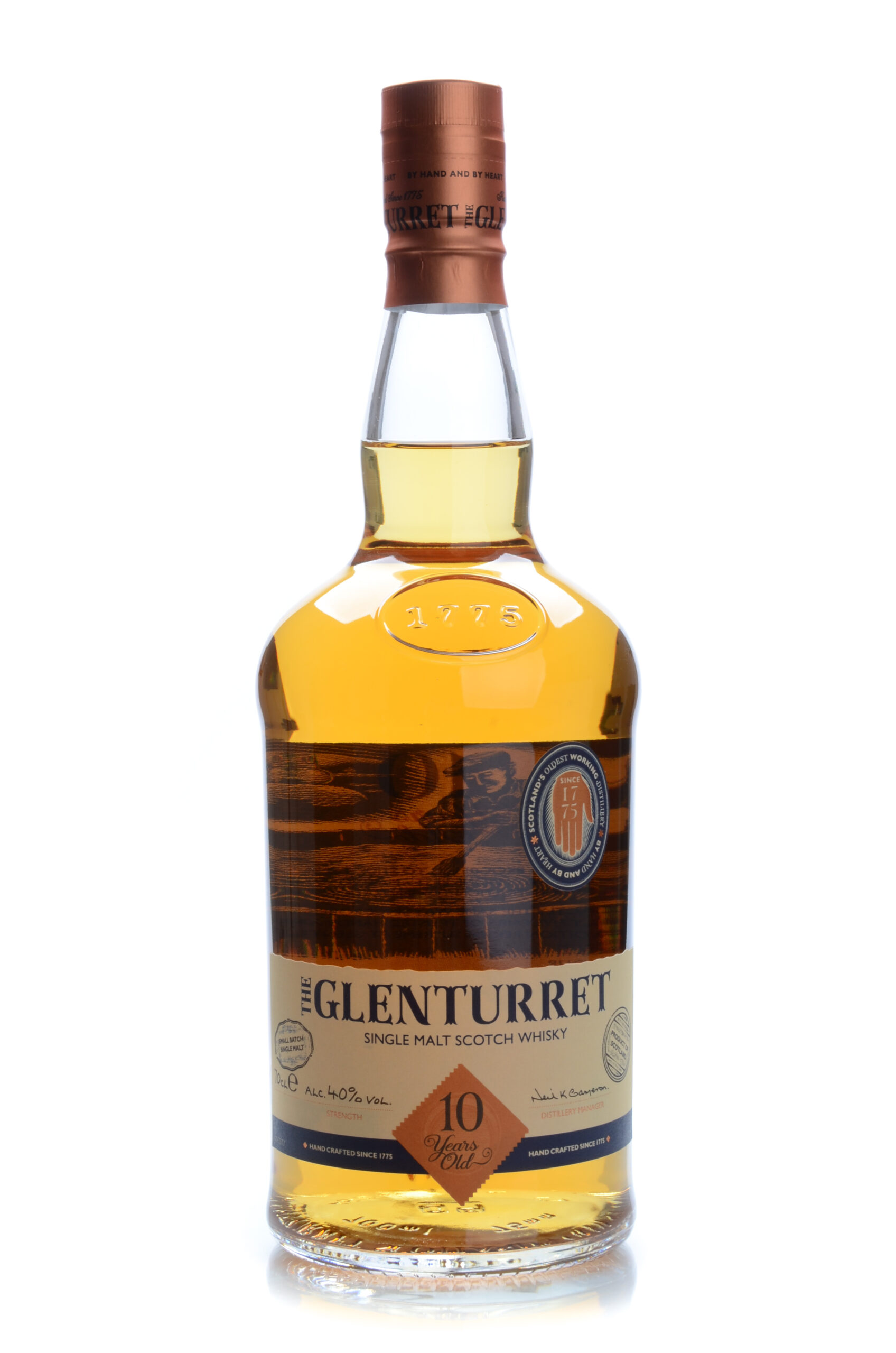 The Glenturret 10 years