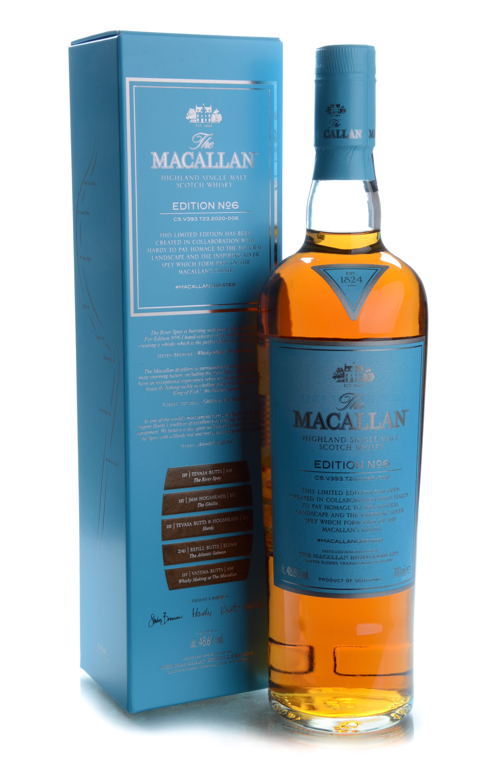 The Macallan Edition N06