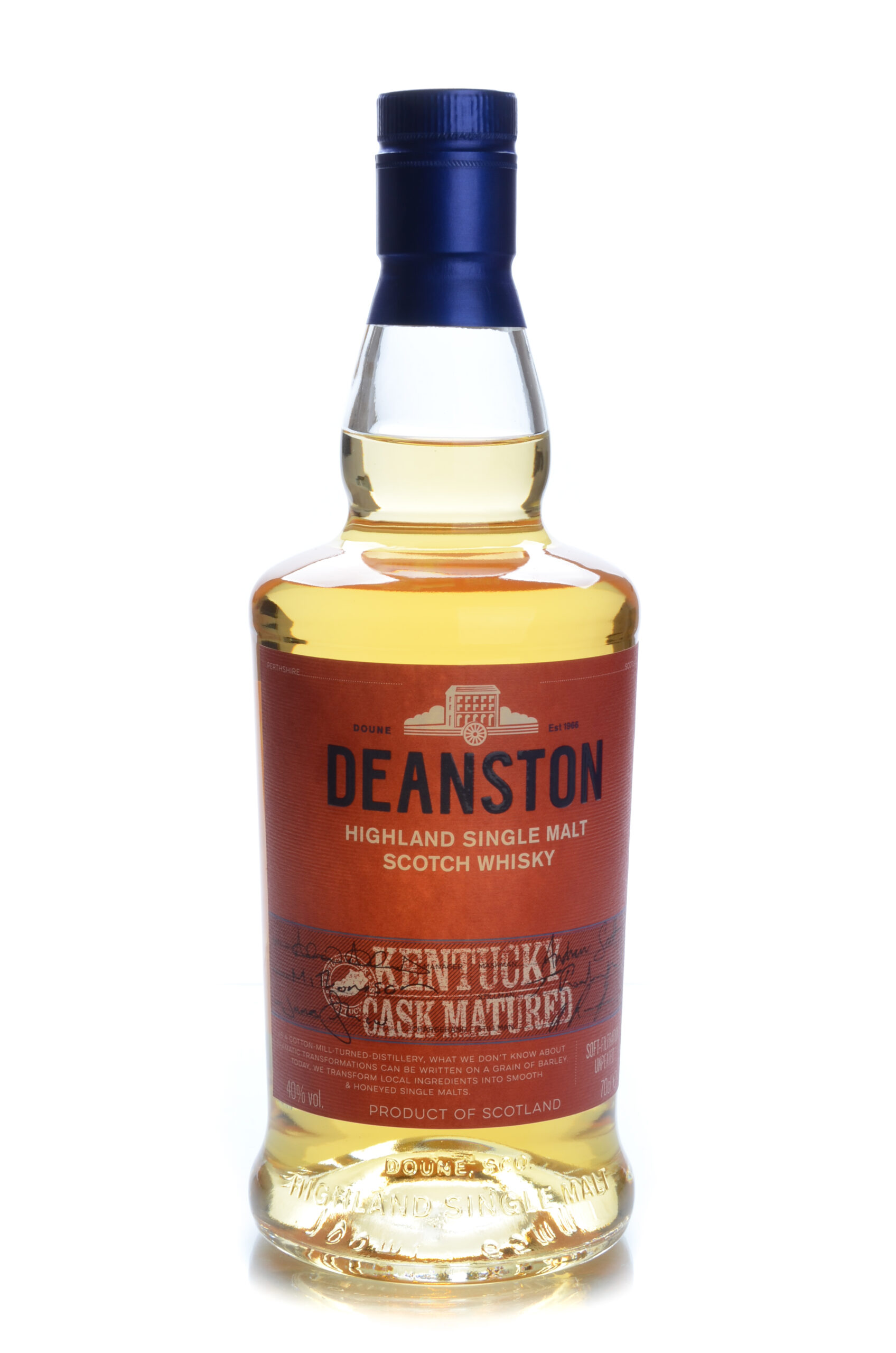 Deanston Kentucky Cask Matured