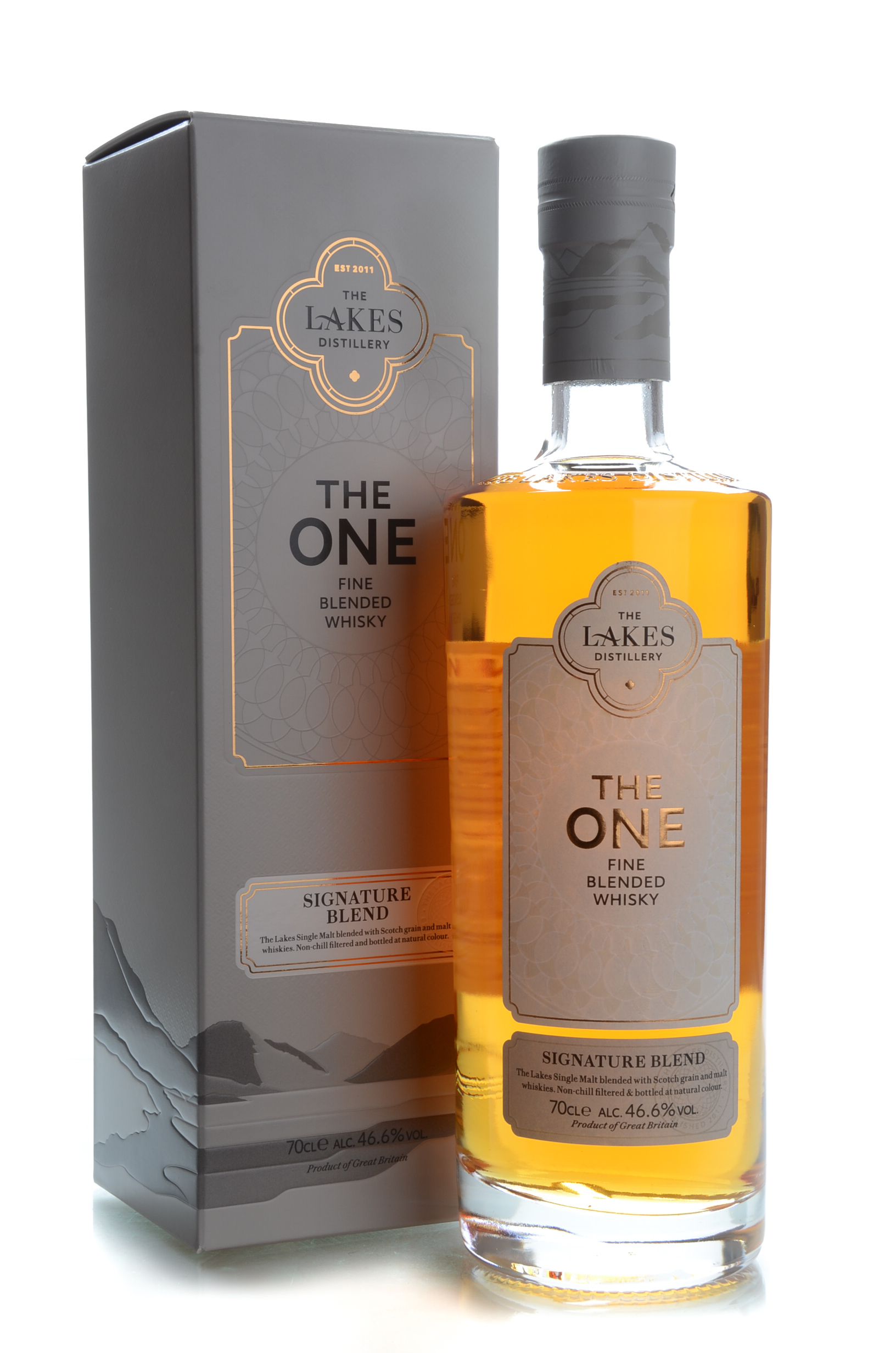 the lakes the one signature blend