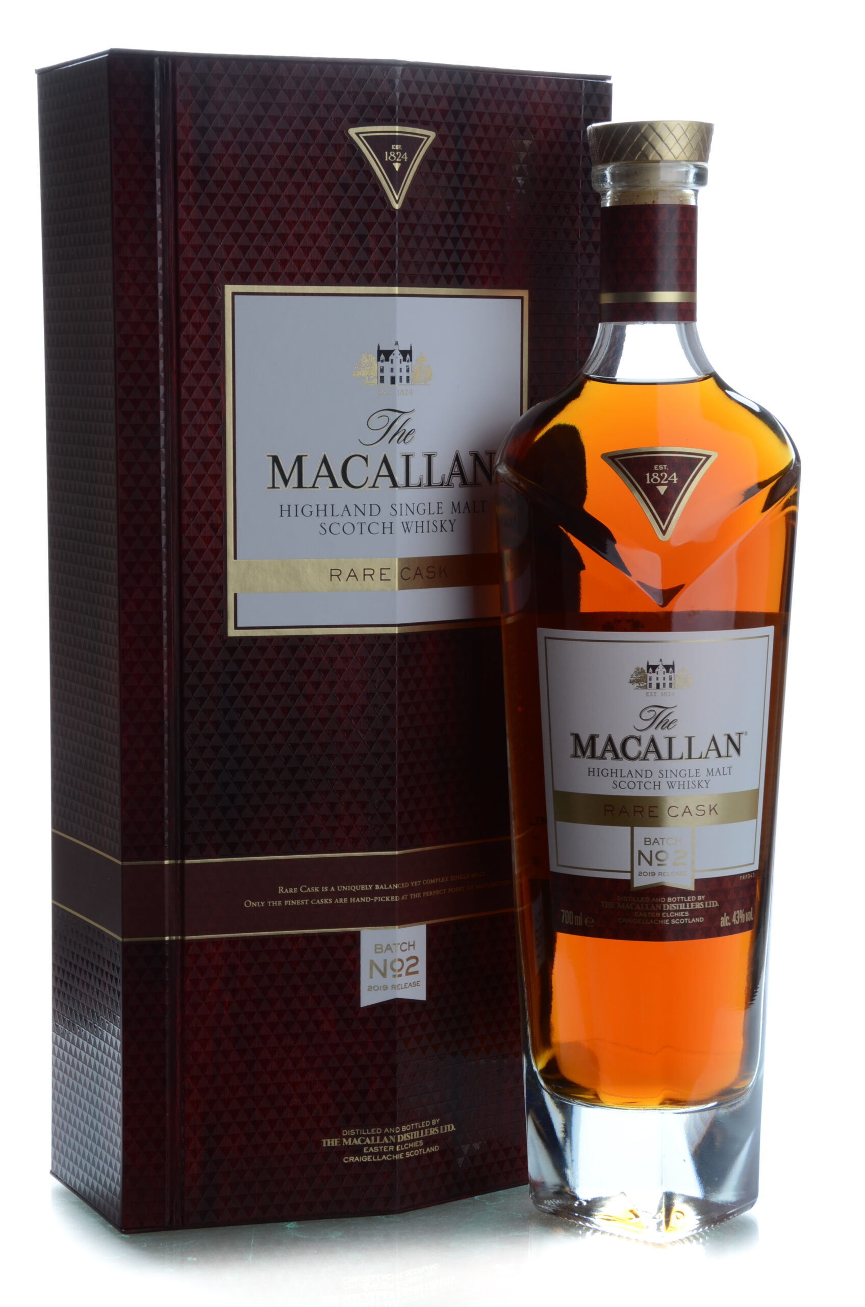 The Macallan Rare cask n02
