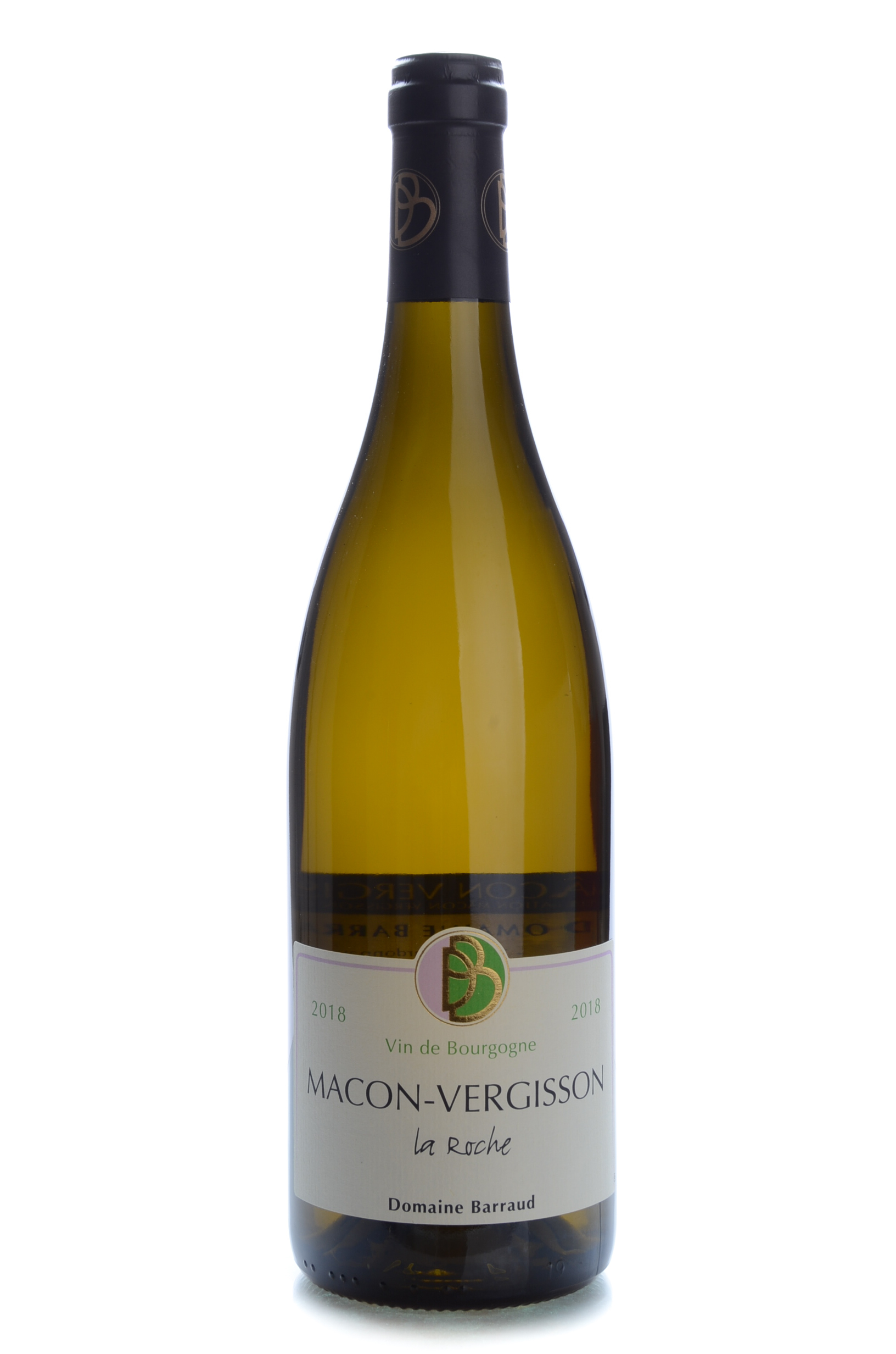 domaine barraud macon vergisson la roche